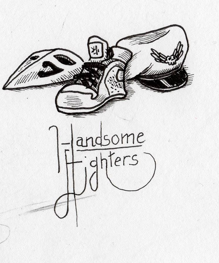 LogoHandsomeFighters